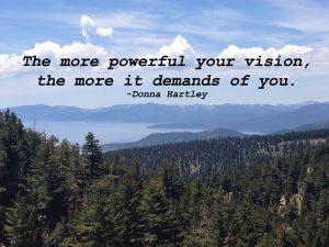 Emerald Bay and Vision