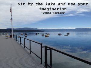 Lake and Boat