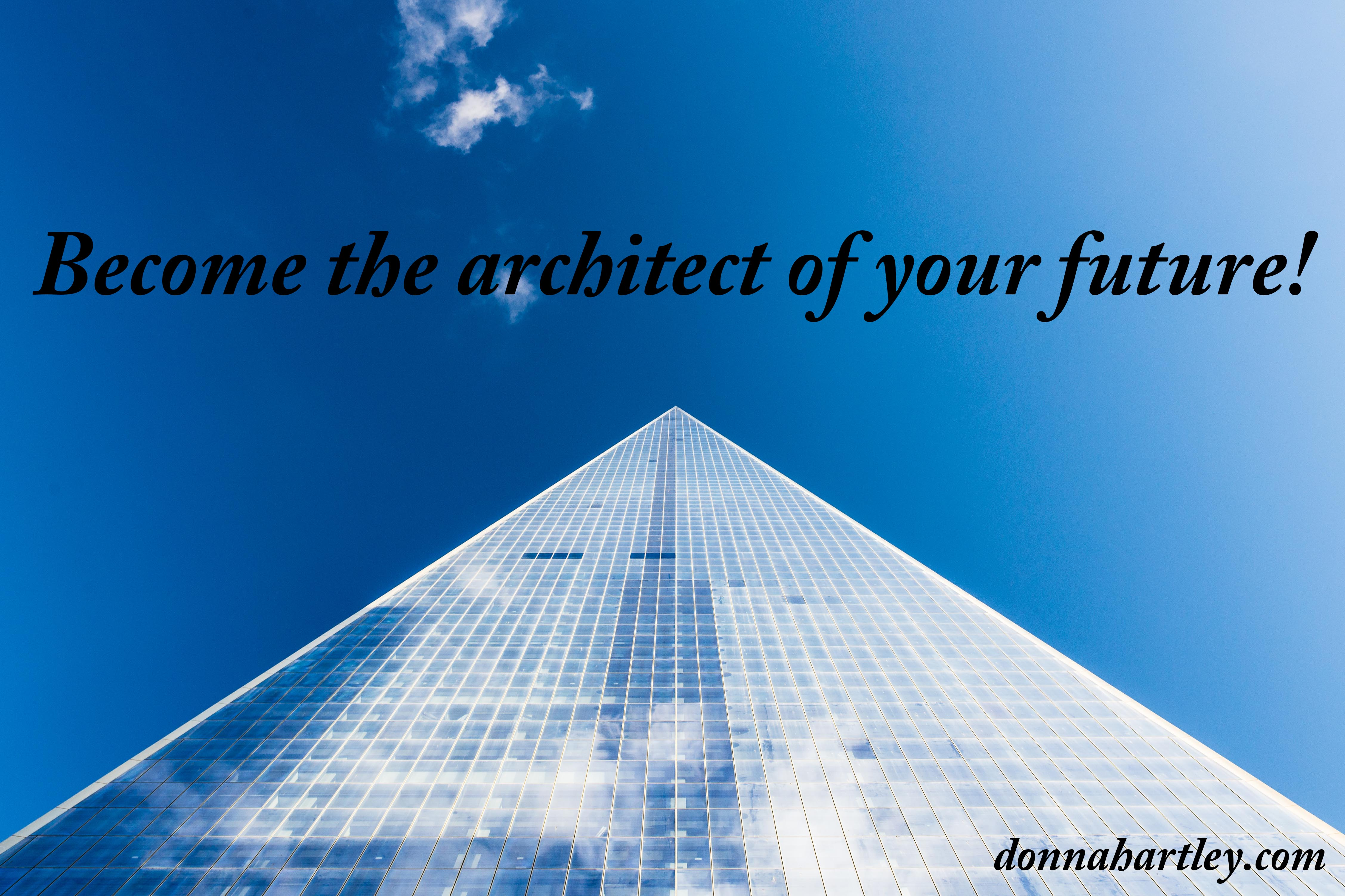 Become the architect of your #future! - Hartley International