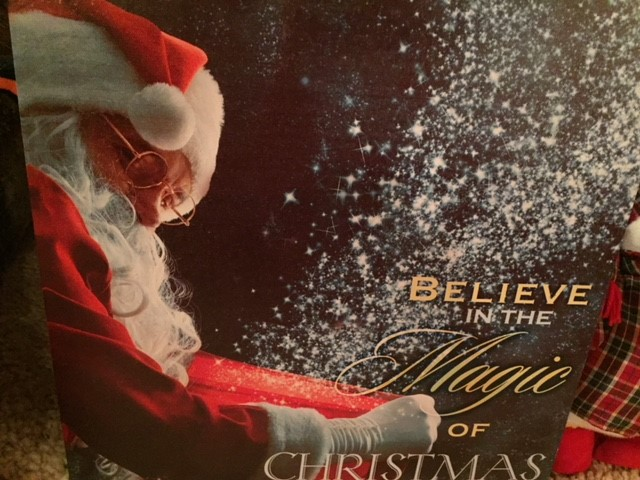 Magic Of Christmas.Believe In The Magic Of Christmas Believe Hartley